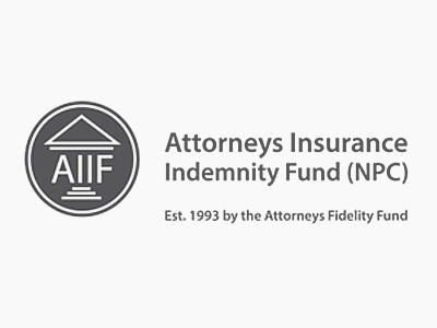 Attorney's insurance Indemnity fund logo